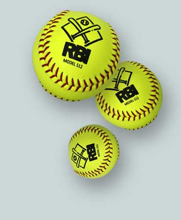 RBI Softballs
